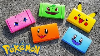 diy easy pokemon pencil box back to school tutorial   nerdecrafter   diy school supplies