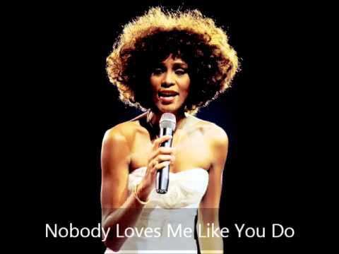 Whitney Houston - Live in Mountain View, United States - September 13, 1986