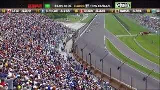 IndyCar 2013: Round 5 Indy 500 [Full]
