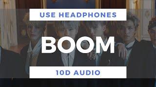 NCT DREAM - BOOM (10D Audio)