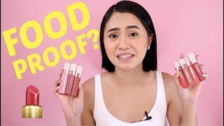 LIPPIE FOR SNACKERS? L