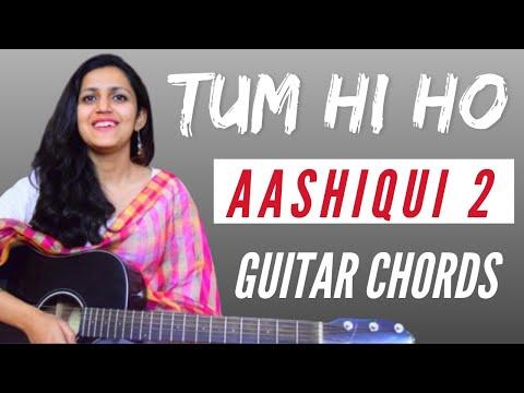Tum Hi Ho Guitar Lesson | Simple Chords | Music Wale