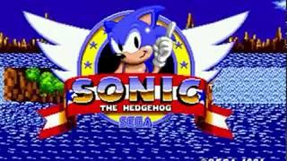 Sonic 1: Good Future Editions (Genesis) - Walkthrough