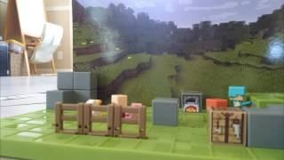 Our First Move - Minecraft Stop-Motion Movie Creator