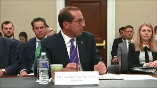 Secretary Azar on HHS Office of Civil Rights Conscience and Religious Freedom division