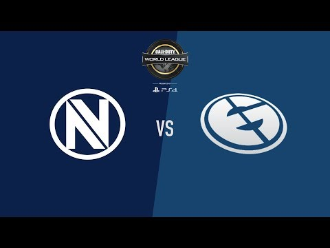 Team EnVyUs vs. Evil Geniuses | CWL Pro League | Stage 2 | Day 3