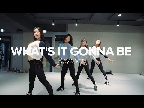 Whats It Gonna Be Beyonce May J Lee Choreography
