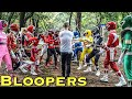 Mighty Morphin' Forever [BLOOPERS] Power Rangers   Super Sentai
