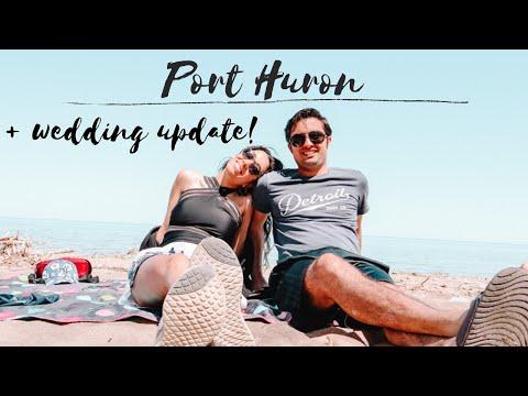 "PORT HURON / ""FAUX WEDDING"" NEWS SEGMENT"
