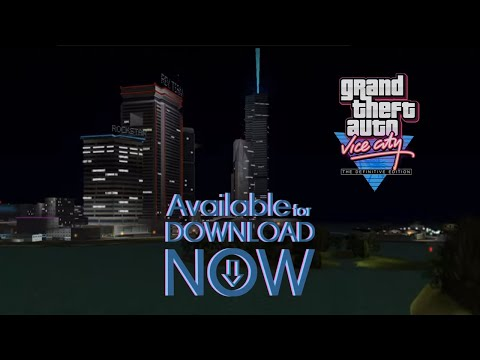 GTA Vice City The Definitive Edition - Download Link