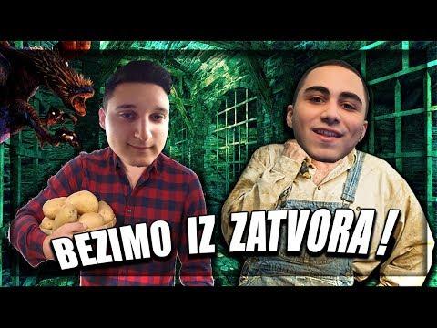 BEZIMO IZ ZATVORA ! | ROBLOX