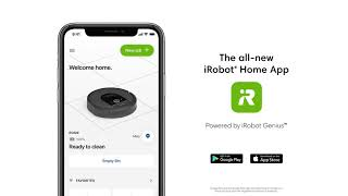 A New App For A New Era Of Clean Irobot Home App Irobot Youtube
