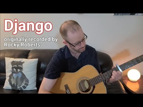 Django (Luis Bacalov & Rocky Roberts) cover by Lincoln Trudeau