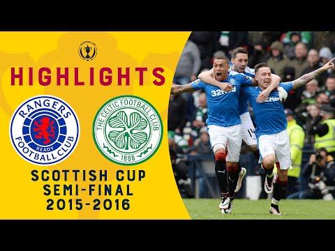 Rangers 2-2 Celtic (Rangers Win 5-4 On Penalties) | William Hill Scottish Cup Semi-final