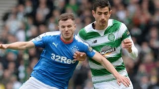 Rangers 2-2 Celtic (Rangers win 5-4 on penalties) | William Hill Scottish Cup semi-final