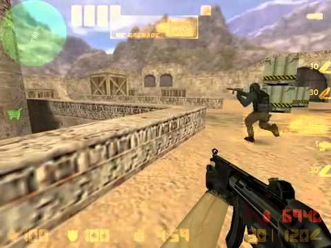 chơi game đột kích Counter Strike đẳng câp của bé 3 tuổi