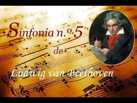 Resultado de imagen de BEETHOVEN - Sinfonía N° 5 en Do Menor, Op. 67 - 01. Allegro con brío