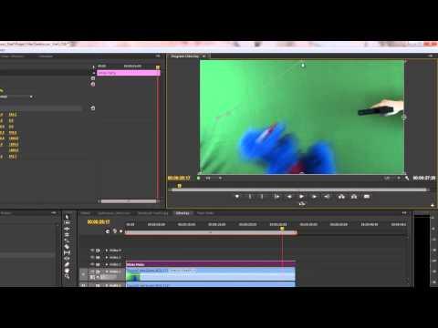 Premiere Pro CS6 Techniques: 98 Ultra Key Part 1
