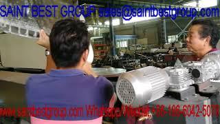 10 Spindles Straight Line Glass Beveling Machine with Mini Glass Washing Machine