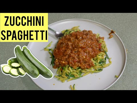 i-tried-spaghetti-with-zucchini-noodles-instead-...-|-cooking-with-tommie