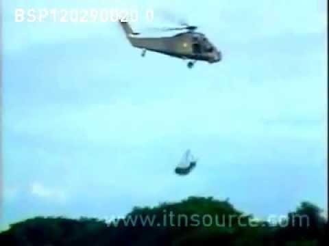 1994 British Army Lynx shootdown