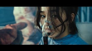 Лучший фильм про эпидемию (Flu\Вирус)-CI