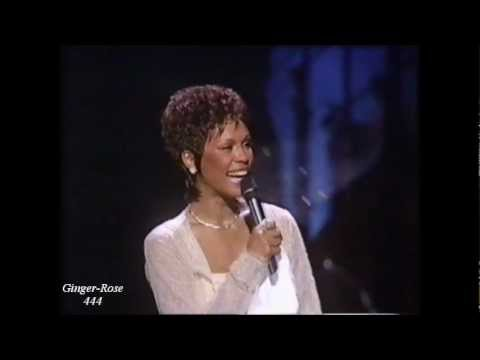 "Whitney Houston ""Mr. Bojangles"" w/Lyrics (Tribute to Sammy Davis Jr.)"