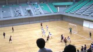 2009東医体中位リーグ1回戦 旭医vs順天 試合ダイジェスト
