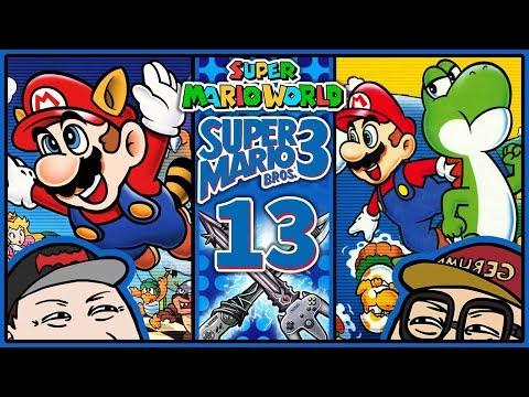 Was soll ich noch sagen.. - 1on1 Super Mario World + Super Mario Bros. 3 - Part 13