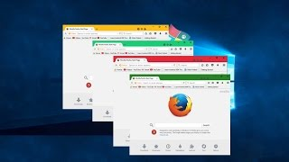 GET COLORED FIREFOX TITLE BAR IN WINDOWS 10 - FIREFOX TIPS AND TRICKS