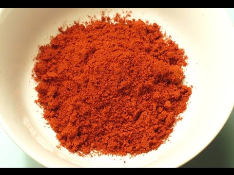 Paprika - Spices in the Kitchen