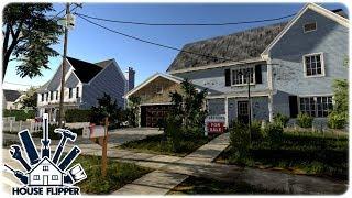 House Flipper - JOGO DE CONSTRUIR E VENDER CASAS, VAMOS TRABALHAR! (CONHECENDO O JOGO) PT-BR