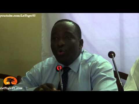 La synergie des ODDH exige que Faure GNASSINGBE retire le decret de nommination de MASSINA Yotroféi