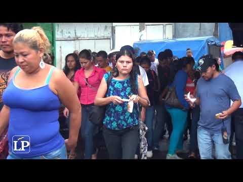 Así trabajan los no pobres de Nicaragua