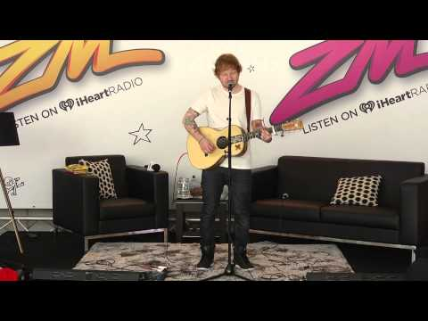 Ed Sheeran - 'Wake Me Up' LIVE