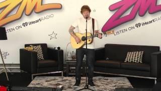 Gambar cover Ed Sheeran - 'Wake Me Up' LIVE