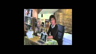 Kerstin Lieff at Moby Dickens Books, Part 1