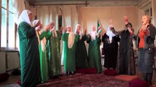 çeçen zikri 2017 Video