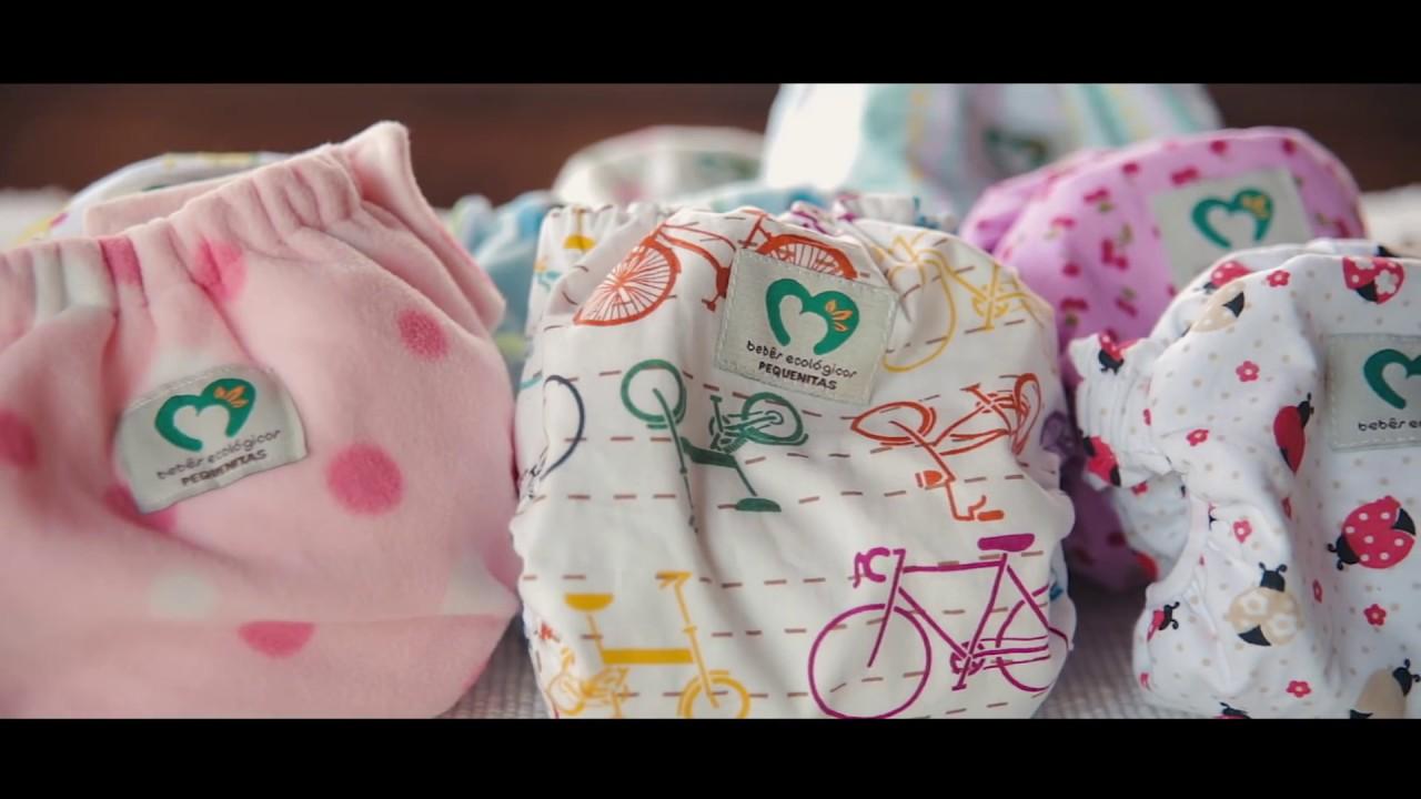 5764cb222 Fraldas de Pano Modernas Bebês Ecológicos. Morada da Floresta