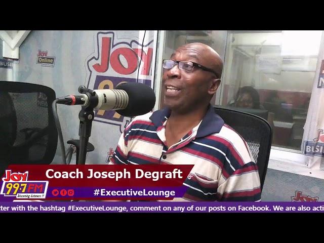 Executive Lounge on Joy FM (25-9-18)