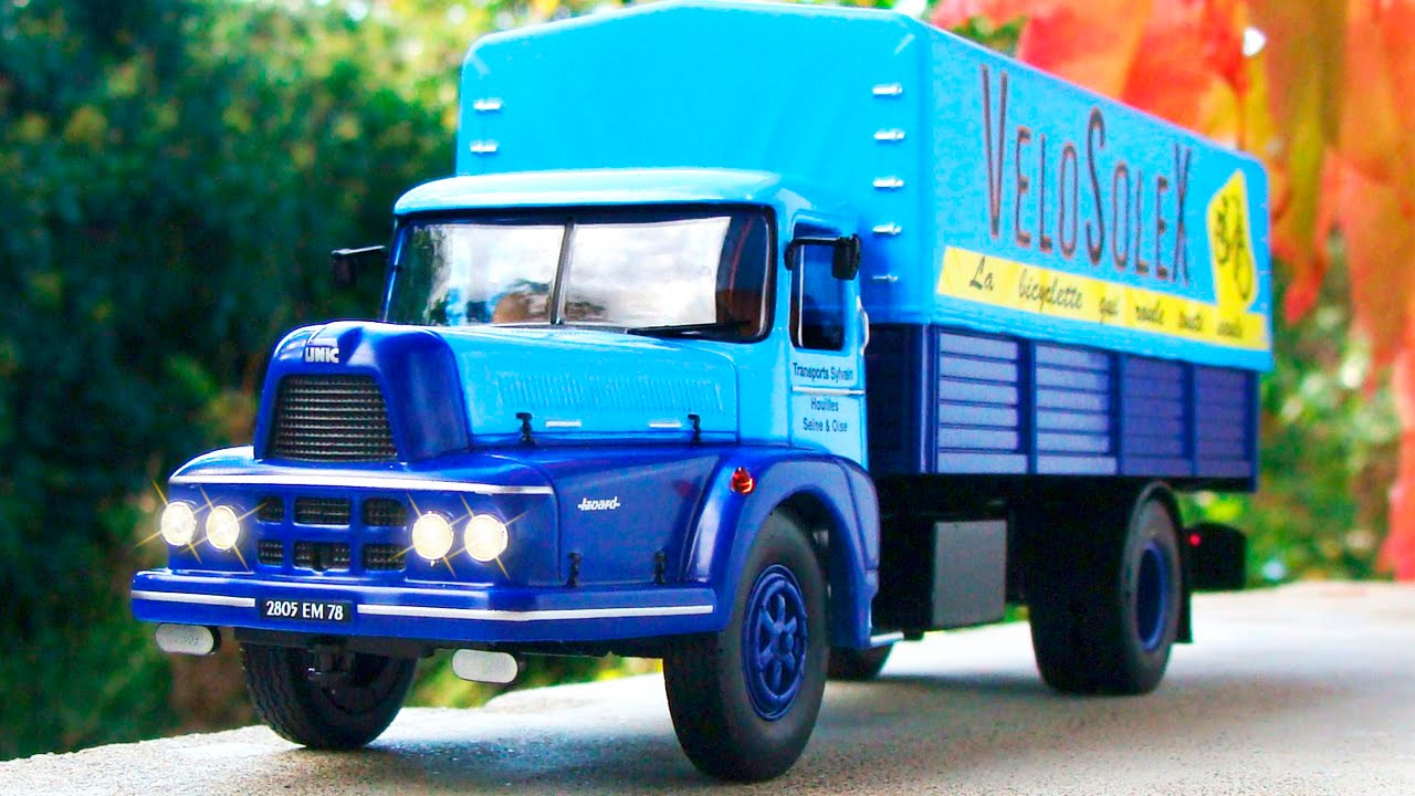 der neugierige lastwagen  animierter zeichentrick in