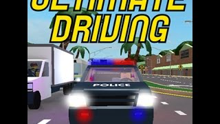 Com'n Straight From Da Underground| Roblox Ultimate Driving