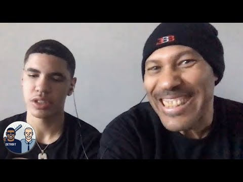 LaVar Ball: Trading Lonzo Ball would be the 'worst move' Lakers could make | Jalen & Jacoby