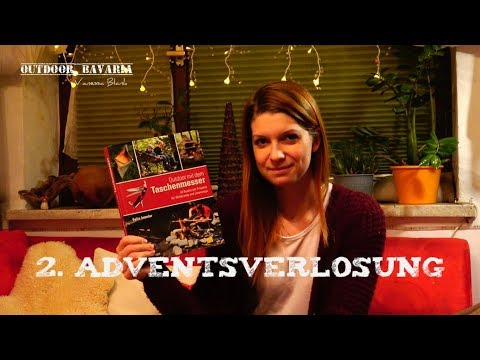 2. Adventsverlosung - Vanessa Blank / Outdoor Bavaria