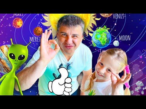 Nastya dan Ayah