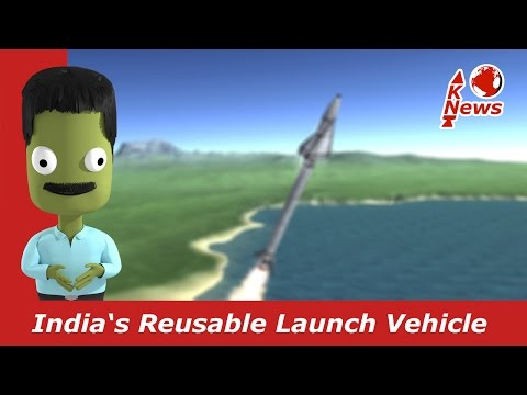 India's Reusable Launch Vehicle | RLV HEX-1 | KNews #40