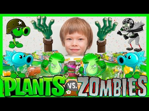 💥Растения против Зомби 2  первый трейлер Plants vs Zombies 2🔱