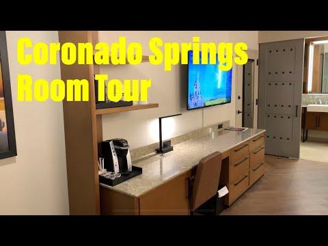 Disney's Coronado Springs Resort - Casitas Room Tour 2019 - Walt Disney World