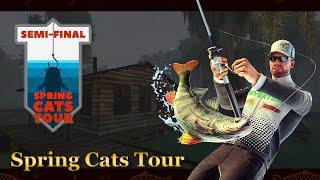 Fishing Planet Spring Cats Tour Полуфинал Semi Final Озеро Кванчкин Луизиана
