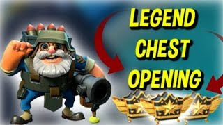 LEGENDARY CHEST OPENINGS AND SHOCK MINES UNLOCKED! // Boom Beach Warships
